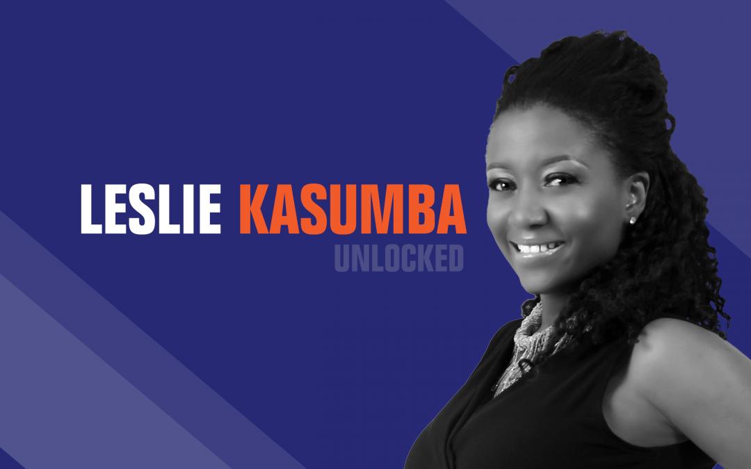 Leslie Kasumba Unlocked Ep6